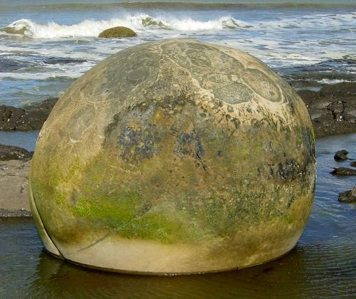 Rock, thy name is Inertia.