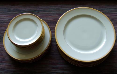 Lenox plates